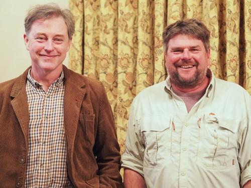 Shaun Leonard & John Aplin